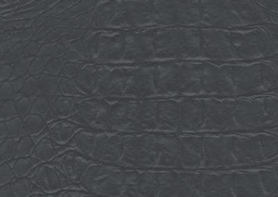 SOFT TOUCH Croco Anthracite lederen vloeren en lederen wanden